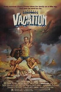 Theatrical poster, illustrated by Boris Vallejo