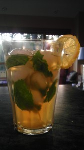 Ginger Beer Lemon Mint Medley