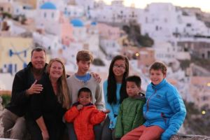 Sharples family