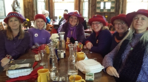 REd Hat Ladies