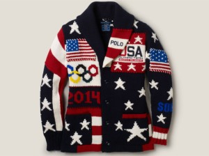 us olympic sweater