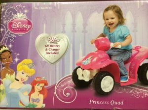 princess car