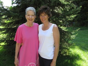 blog - lisa and mom